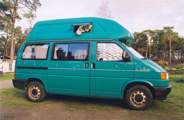 umbau t4 california coach camper service meissen. Black Bedroom Furniture Sets. Home Design Ideas